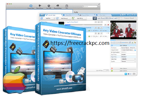 Any Video Converter Ultimate 7.0.3 Crack