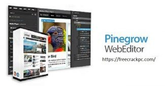 Pinegrow Web Editor 5.97.2 Crack