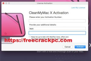 CleanMyMac X Crack 4.7.4 Plus Keygen Free Download