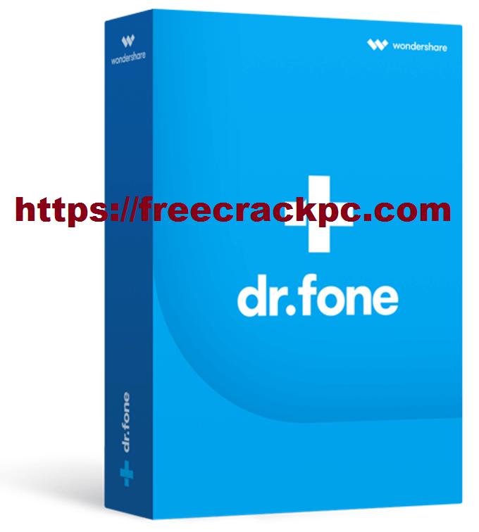 Wondershare Dr.Fone Crack 11.1.1 Plus Keygen Free Download