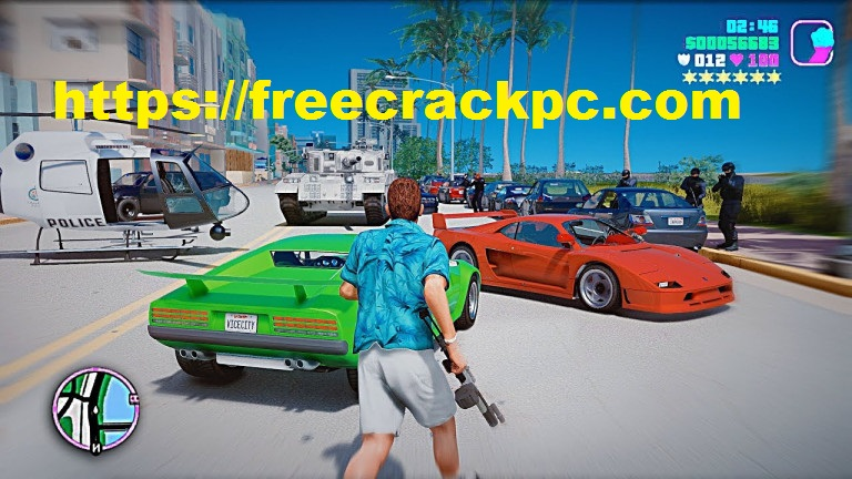 GTA Crack 5 Plus License Key Free Download