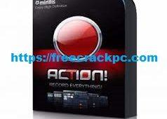 Mirillis Action Crack 4.19 Plus Keygen Free Download